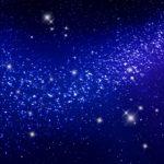 天の川銀河と星空